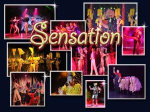 Spectacles itinérants- Sensation - shows - Quovadis Show est un spectacle de cabaret itinérant pétillant avec un French Cancan époustouflant.