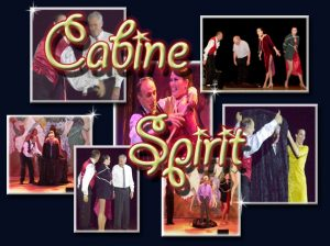 La cabine spirit - magie - comique - attractions visuelles-quovadisshow