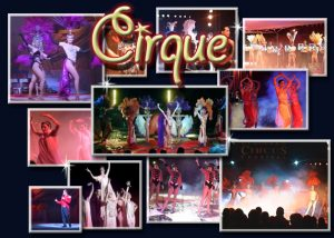cirque - circus - international - attraction visuelle
