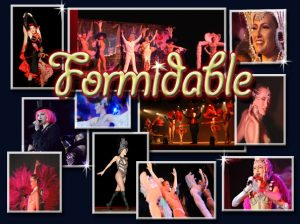 Spectacles itinérants- Formidable - shows - Quovadis Show vous présent ici un spectacle de cabaret itinérant féerique qui vous transportera dans l'univers des cabarets Parisiens