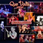 contact - quovadis show - spectacle - cabaret - itinerant - attractions visuelles