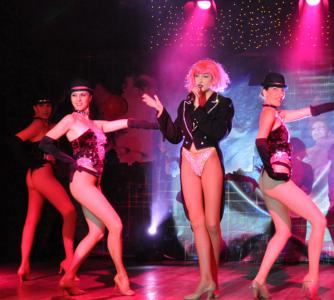 spectacle-burlesque-music-hall Josephine Baker